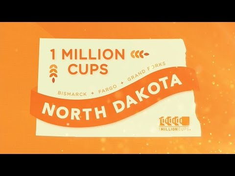 1 Million Cups - North Dakota