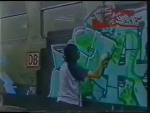 german steel [graffiti 1995]