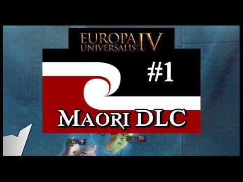 Europa Universalis 4 [HOI4] | New Maori DLC expansion! | Part 1 [Leviathan DLC] |