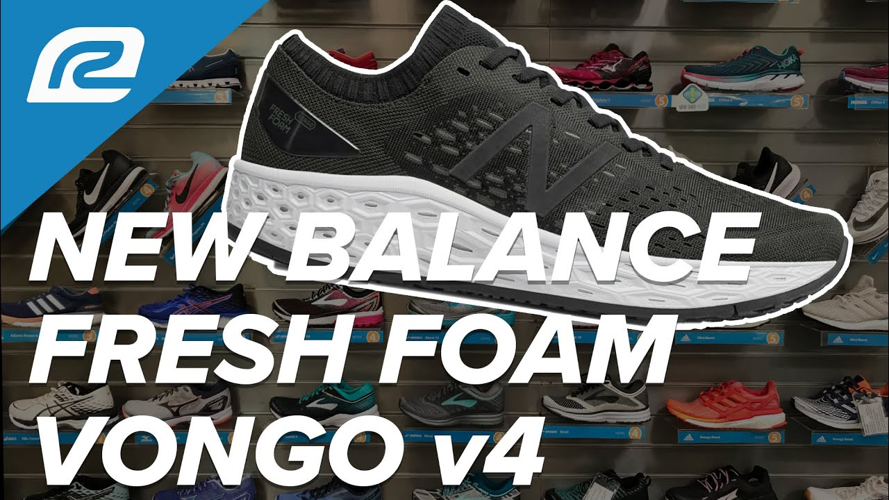 6729ed57bec New Balance Fresh Foam Vongo v4 | First Look - Shoe Review/Preview