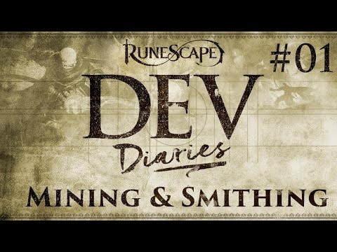 RuneScape Dev Diaries - Mining & Smithing #1: Reasons to 99