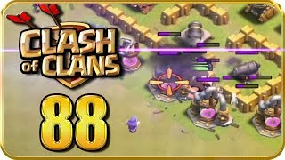 Let's Play CLASH of CLANS Part 88: CK-Angriff gegen Shahin