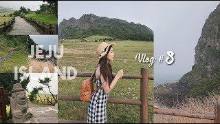 Travel to Jeju Island 🍃 제주도 Vlog #8 | Erna Limdaugh
