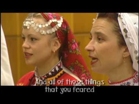 Bulgarian Women's Choir - Transformation (Brother Bear) RARE FOOTAGE