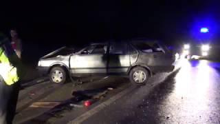 Çankırı'da trafik kazası, 1 kişi hayatını kaybetti