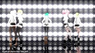 Hatsune Miku // Fake Doll [MMD PV || Eng Sub + Downloads]
