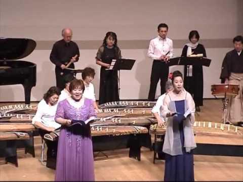 ユニ音楽国際交流協会-ずいずいずっころばし-石井真由美・荻野桃子・他