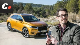 DS 7 Crossback SUV 2018   Prueba / Test / Review en español   coches.net