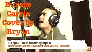 Europe - Carrie Cover Bryan  #carrie