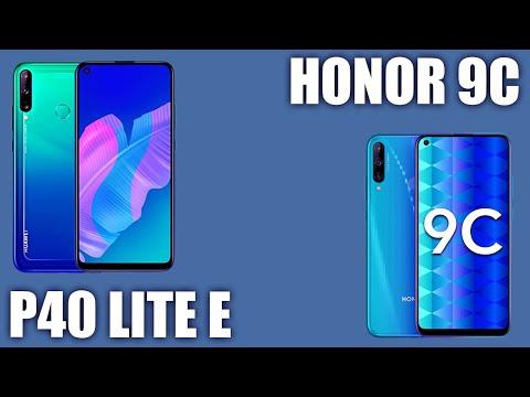 Honor 9C Vs Huawei P40 Lite E. Сравним и рассудим. Что бы взяли вы?