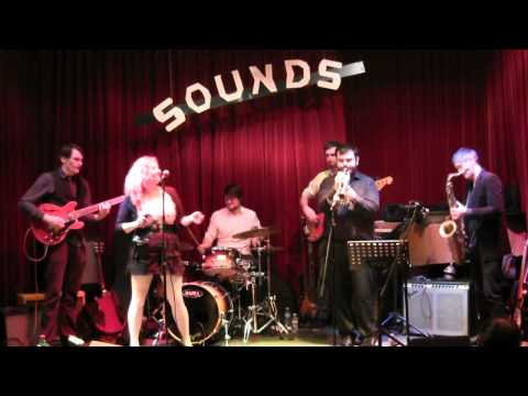 Beth And The BlackCat Bones@Sounds Jazz Club,Brussels,1