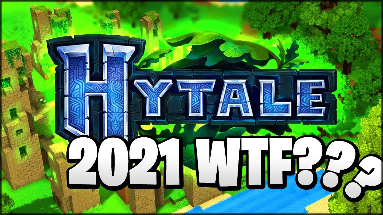 OFFICIAL HYTALE RELEASE DATE REVEALED in 2021?? (NEW ...