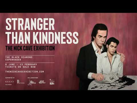 Stranger Than Kindness: The Nick Cave Exhibition - opens 8 June 2020