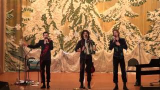 Группа САДко - Букет сирени(Сольный концерт в КДЦ Вольгинский 05.01.2012