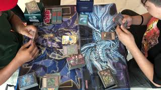 Yu-Gi-Oh! Ranking Tournament Round 1: Jeric Salaya (Thunder) VS Stephen Castillo (Burning Abyss)