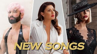 New Songs by Eurovision Artists - SEPTEMBER 2020