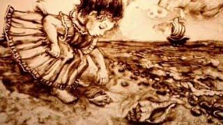 Рисование песком (обучение)