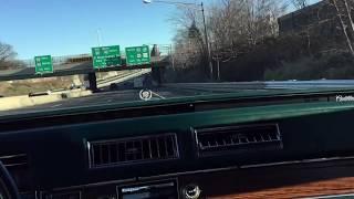 Take a ride in a 1976 Cadillac Sedan DeVille