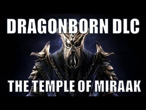 The Temple of Miraak - Skyrim | Dragonborn DLC Quest Guide