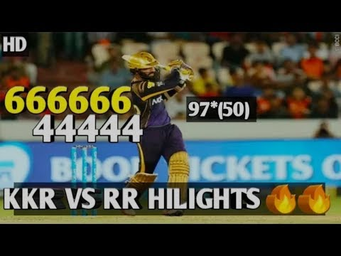 KKR Vs RR : Match 43 Live Cricket Score | IPL 2019 Highlights | Kolkata vs Rajasthan, dinesh karthik