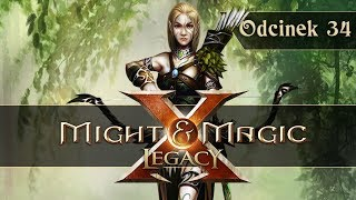 Zagrajmy w Might and Magic X Legacy PL - Asterion! [BOSS] #34 GAMEPLAY PL