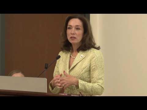 Columbus, GA Mayor Tomlinson speaks at Women's Equality  Forum 2016