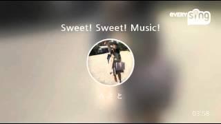 Singer : み さ と Title : Sweet! Sweet! Music! 最近、バリハマってし...