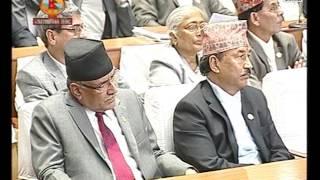 News - Samsad ma KP Oli ko Boli/संसदमा केपी ओली