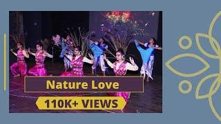 Nature Love Theme | Ruth Aa Gayee Re | Taal | Prop dance | Shraddha's Tapperz Dance Skool