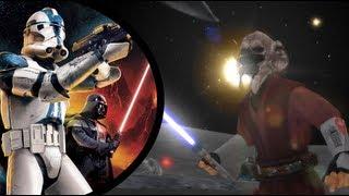 Star Wars: Battlefront II- Plo Koon | Character Mod Gameplay | HD