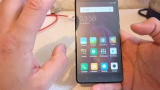 Xiaomi Redmi Note 4x 3/32 black./ Розпакування