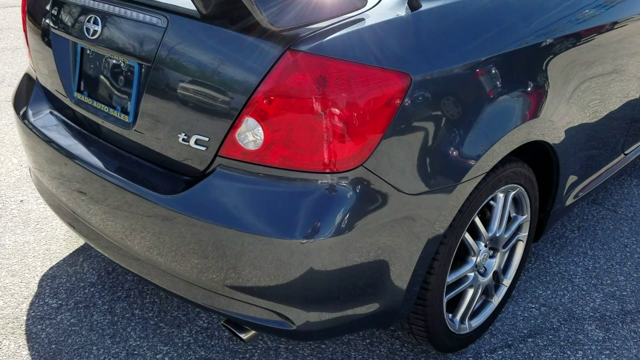2005 scion tc coupe release series 1 0 manual transmission sold