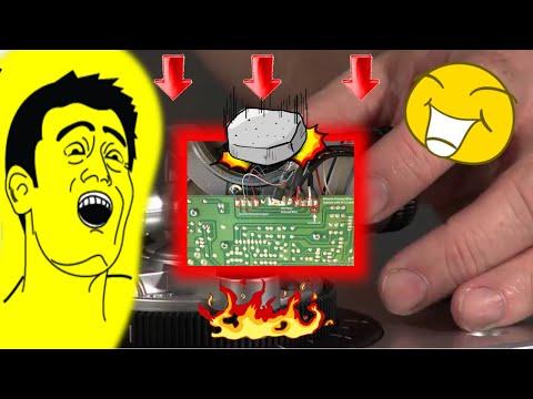 Audio Technica AT-LP120 Fix Antiskating and remove pre-amp
