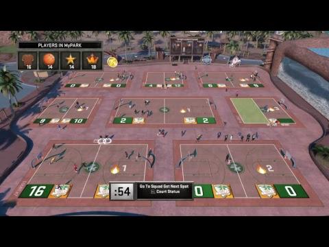 NBA 2K16 WITH KJ SQUAD