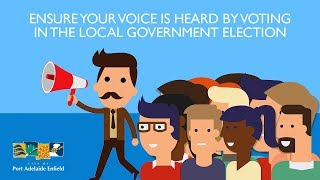 It's Simple to Enrol to Vote in Local Government Elections