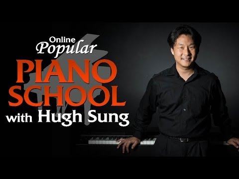 ArtistWorks Online Popular Piano School with Hugh Sung