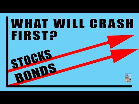 What Will Crash FIRST? Will It Be Bonds or Stocks? All Signs Point To MAJOR Decline In Bonds!