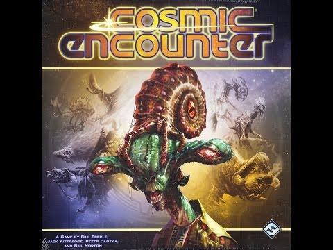Cosmic Encounter review - Board Game Brawl
