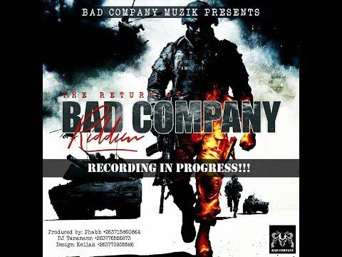 Grace Outta Uk Endorsing The Return Of Bad Company Riddim(Recording in Progress)