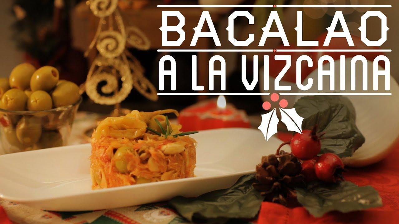 ¿Cómo preparar Bacalao a la Vizcaina? - Cocina Fresca
