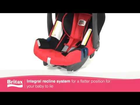 Britax Römer Baby-Safe Plus SHR II   обзор