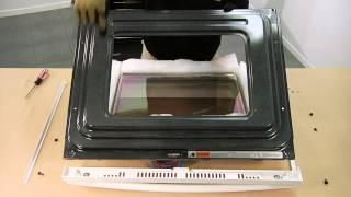Oven Door Hinge (part #W10347466)-How To Replace