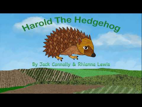 Image result for Harold the hedgehog