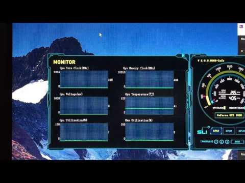 i7-6850K CPU/GTX 1080 GPU Useage - Premiere/Media Encoder CC Video Encoding