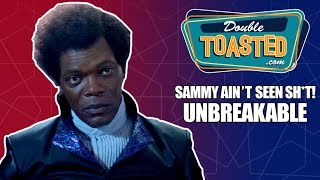 UNBREAKABLE MOVIE REVIEW - Double Toasted
