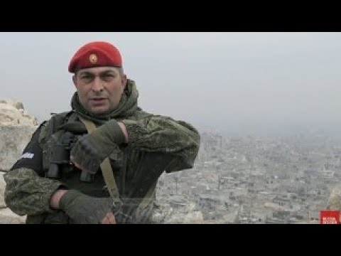 Great Report on Russia's Chechen Soldiers in Syria