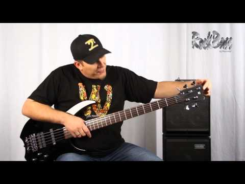 The RockBass Vampyre 5-String - With Andy Irvine