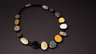 Design a Polymer Clay Necklace with me    Lucy Struncova
