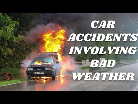 Car Accidents Involving Bad Weather || Injury Lawyer Firm Colorado Spring