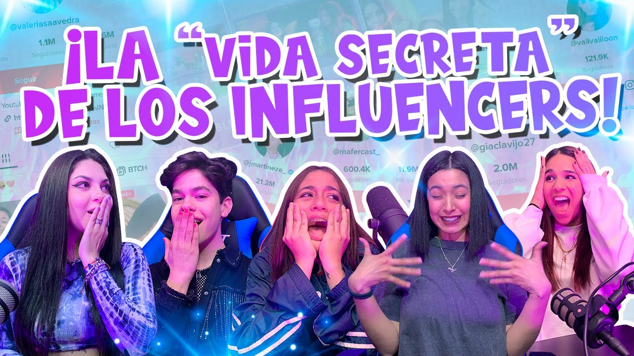 Download La vida Secreta de los Influencers - Sisters Podcast Ep.13 Vale Saavedra - ValiValilon - Gia Clavijo